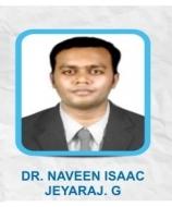 Dr Naveen Isaac Jeyaraj.G