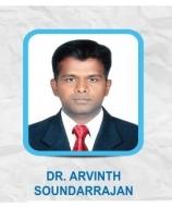 Dr Arvinth Soundarrajan