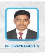 Dr Sivaprakash.S