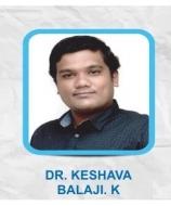 Dr Keshava Balaji.K