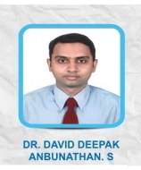 Dr David deepak Anbunathan.S