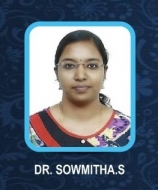 Dr Sowmitha. S