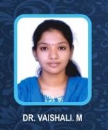 Dr Vaishali. M