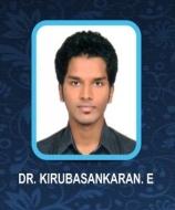Dr Kirubasankaran
