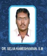 Dr Selva Kameshvaran. S.M