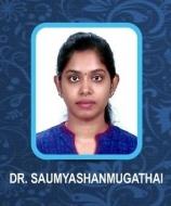 Dr Saumya shanmugathai