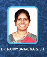 Dr Nancy Saral Mary. J.J