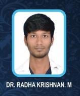 Dr Radha Krishnan. M