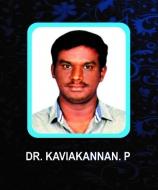 Dr Kaviakannan.P