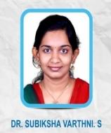 Dr Subiksha Varthni.S
