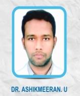 Dr Ashikmeeran.U