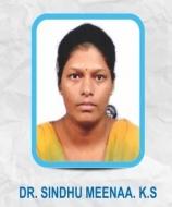 Dr Sindhu Meenaa.K.S