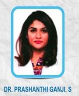 Dr Prashanthi Ganji.S