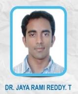 Dr Jaya Rami Reddy.T