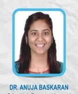 Dr Anuja Baskaran