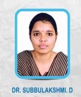 Dr Subbulakshmi